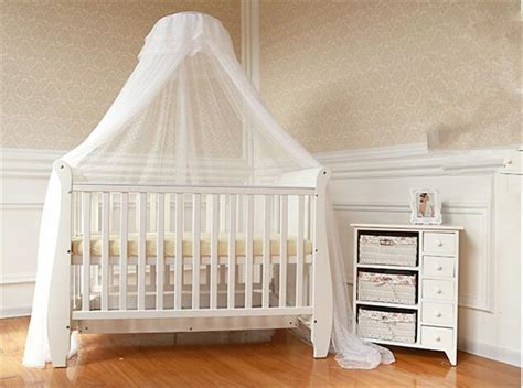 baby cot drapes summer baby bed mosquito mesh dome curtain net for toddler