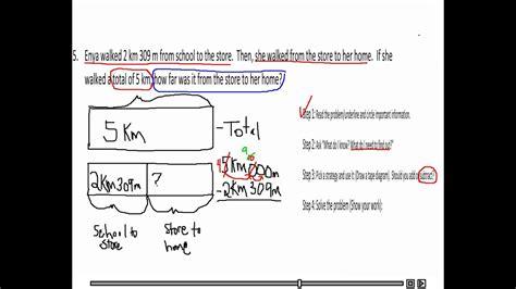 grade math common core module  lesson  problem set