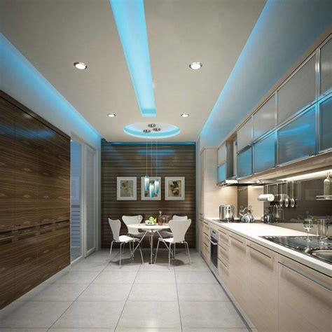 eclairage plafond cuisine led l éclairage led une précieuse astuce luminaire pour embellir la cuisine design feria