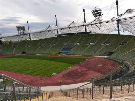 siege stade olympique munich site olympique musée bmw par ci par là