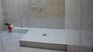 transformer son interieur grace au beton cire With recouvrir du carrelage de salle de bain