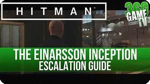 Hitman - The Einarsson Inception Escalation Level 5 - Ica Facility Escalation Guide
