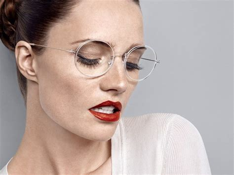 clear glasses  women  fashion trend  style debates