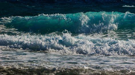 full hd wallpaper wave foam coast philippines desktop