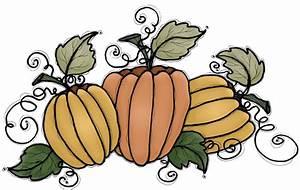 Pumpkin Vine Clip Art - Cliparts.co