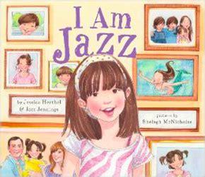 gender expansive and transgender children books for 295 | I Am Jazz