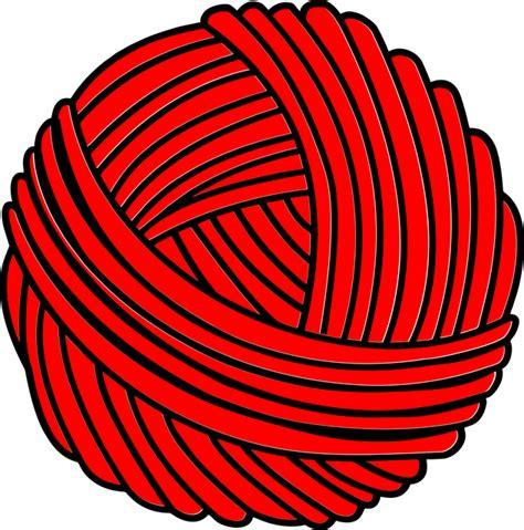 Of Yarn Clip Yarn Knit 183 Free Vector Graphic On Pixabay