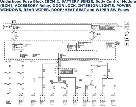 repair guides wiring systems  power management