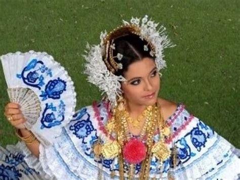 vestidos folkloricos panama trajes tipicos de panama trajes tipicos y tradicionales mundo