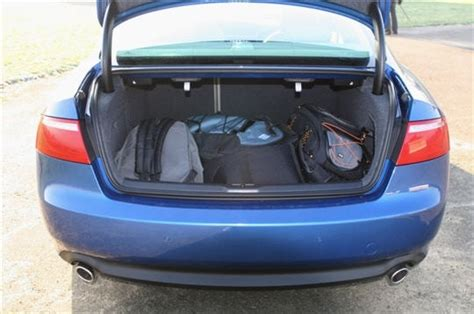 coffre audi a5 sportback un coffre spacieux photo de l audi a5 linternaute
