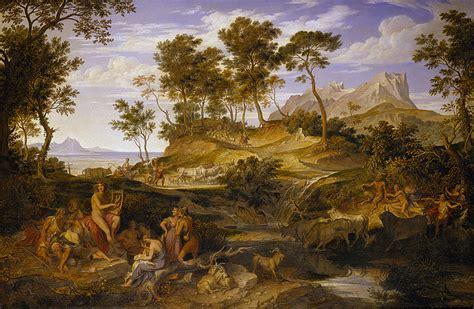 Apollo among the Thessalian shepherds B125 ...