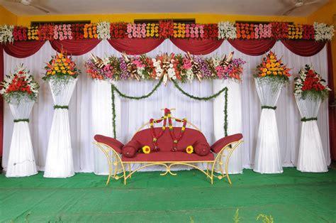 Home flower decoration ideas elitflat wedding stage flower decorations indian unique wedding ideas junglespirit Choice Image