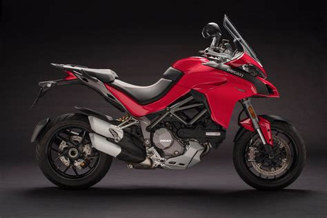 2018 Ducati Multistrada 1260 Unleashed S And Pikes Peak Models Included Bikesrepublic