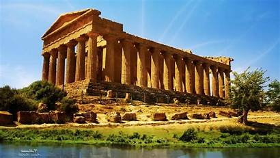 Ancient Greece Wallpapers Phone Architecture Temple Building
