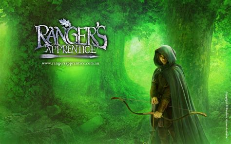 the ranger series the ranger s apprentice is a must read for archery fans