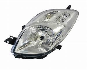 Toyota Yaris Lh Headlight Head Light Lamp Suit Hatch 2005