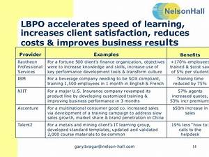 State of Learning BPO market NelsonHall Webinar 13 11-21