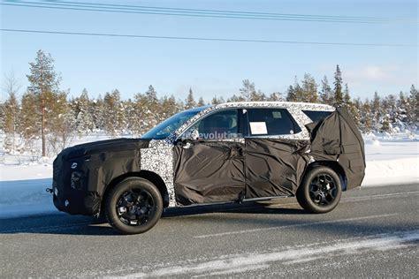 Hyundai Suv 2020 by 2020 Hyundai Large Suv Looks In Photos