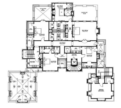 house plans basement large ranch style house plans awesome ranch style house