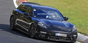 Porsche Panamera Break : gespot porsche panamera shooting brake ~ Gottalentnigeria.com Avis de Voitures
