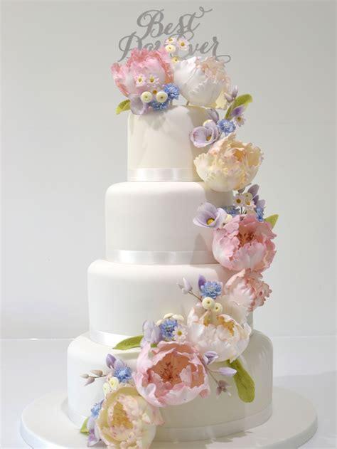 Cake Decorating Classes Elegant Bespoke Wedding Cakes The Little Sugar Box