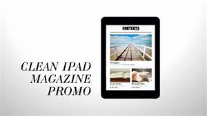 Tablet Magazine Promo - After Effects Template   VideoHive ...
