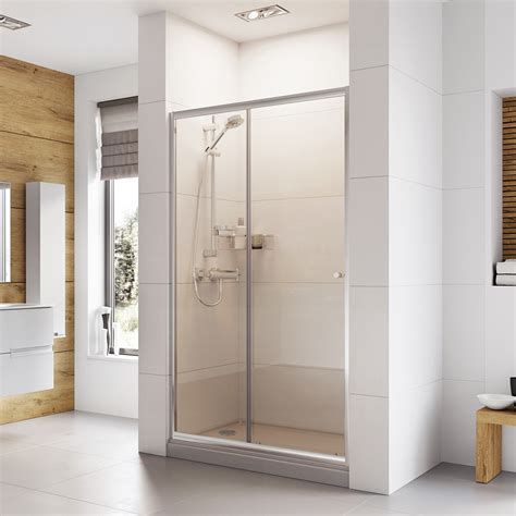 haven sliding door shower enclosure roman showers