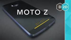 Modular Phones Moto Z Review The Best Modular Phone Youtube