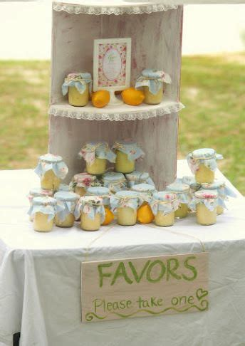 shabby chic bridal shower favors preserve you think and chic bridal showers on pinterest