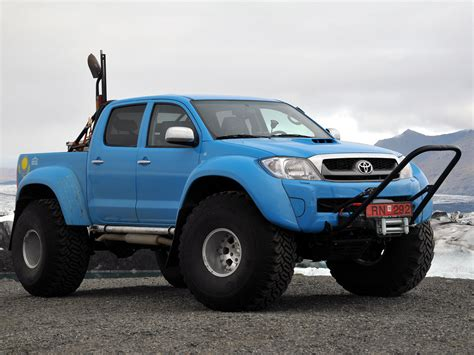 toyota trucks and toyota hilux blog offroad database center hilux arctic truck