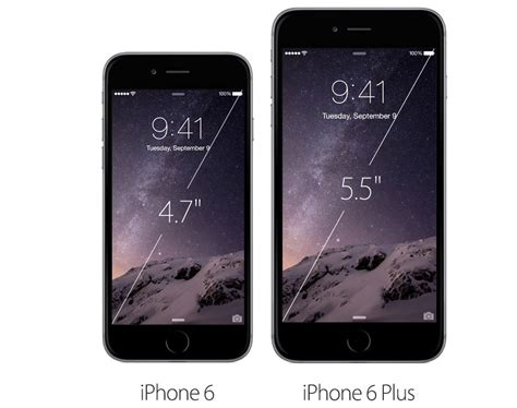 new iphone 6 screen apple iphone 6 plus with 5 5 inch retina hd display goes