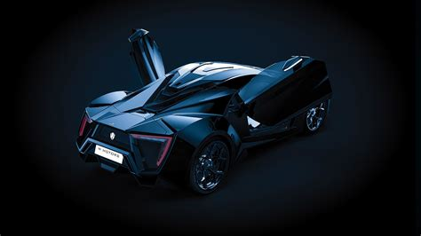 2014 W Motors Lykan Hypersport In 40+ Amazing New