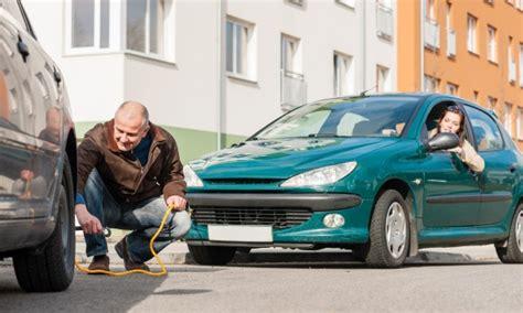 comment remorquer une voiture avec une corde trucs pratiques
