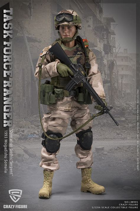 lw crazyfigure  chalk leader  ranger task