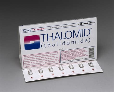 Thalidomide's legacy – Science Museum Blog