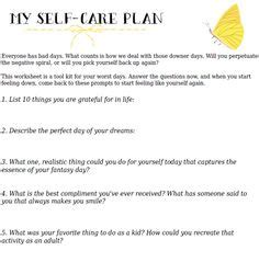 coping skills on coping skills self care and