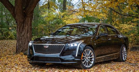2019 cadillac ct6 2019 cadillac ct6 review handsome and competent in base