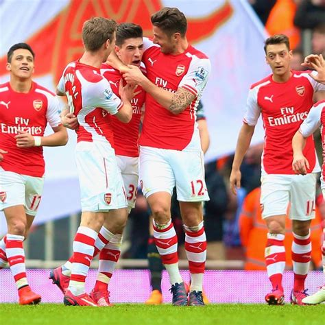 Arsenal vs. Liverpool: Winners and Losers from Premier ...