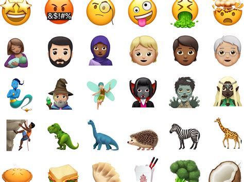 update emoji iphone ios 11 1 released with new emojis and security update Updat