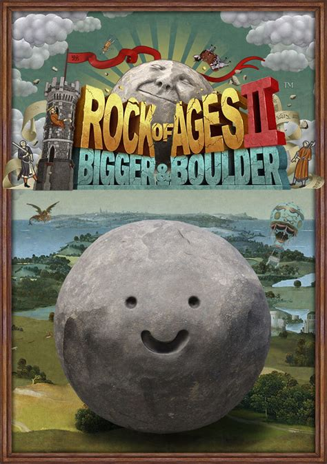 Rock Of Ages 2 Roa2 Classic Pack Humble Bundle E3