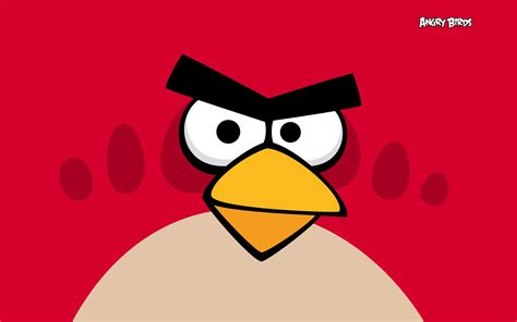 Angry Bid by Angry Birds Wallpaper 28211603 Fanpop
