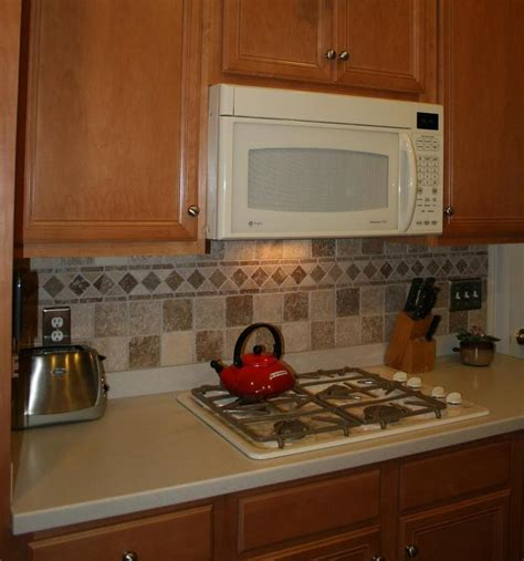 white tile backsplash kitchen groutless backsplash mounts space to be wonderful 1471