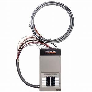 Generac Transfer Switch Manual Model 10000011659
