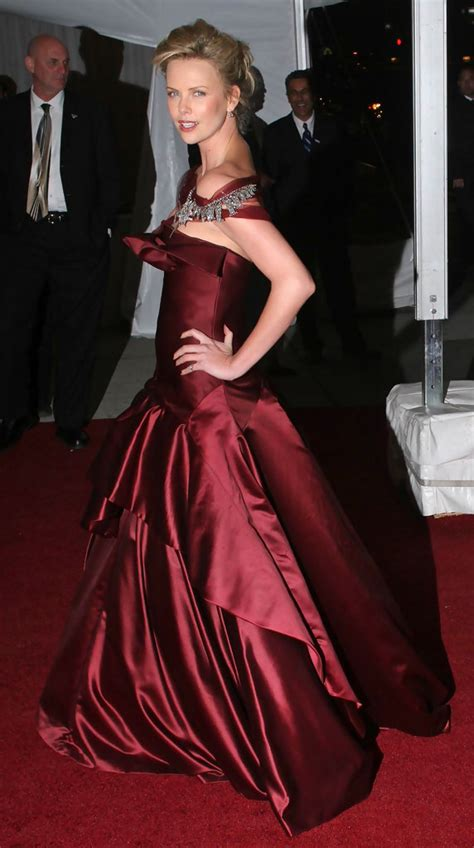 charlize theron    unforgettable met gala