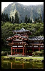 Byodo Temple Oahu Hawaii