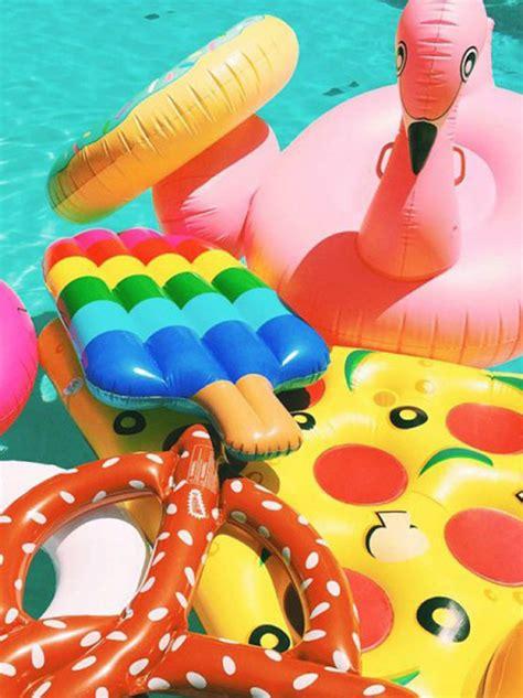 jeux de cuisine de luxe 35 bouées de piscine totalement gonflées momes