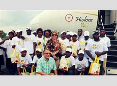 NBPOL marks anniversary with aircraft branding Loop PNG