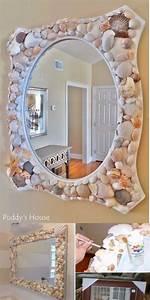 15, Diy, Mirror, Frame, Ideas, To, Make, Your, Home, Creative