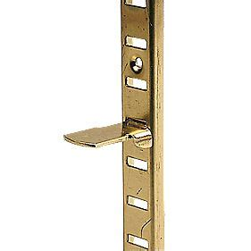 Bookcase Shelf Support by Bookcase Supports X 16mm 10 Pack Bookcase Strips