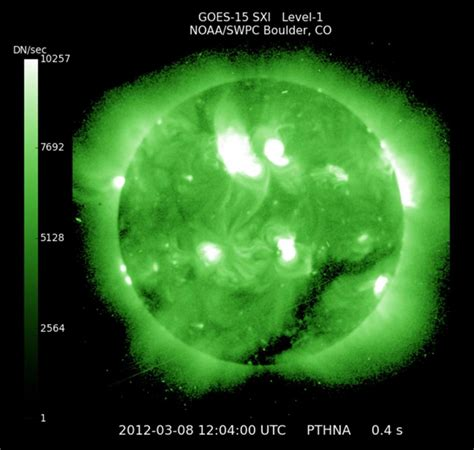 Solar Storm 2012: What Is A Solar Storm? [PICTURES ...